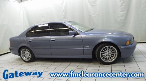 Pre-Owned 2001 BMW 5 Series 540i